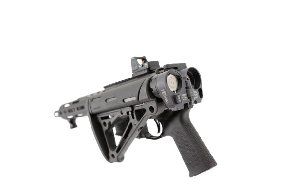AR 15 SBR Folding Stock